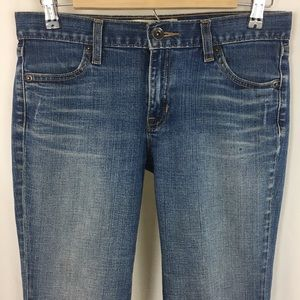 Vintage Distressed Gap Stretch Jeans 4